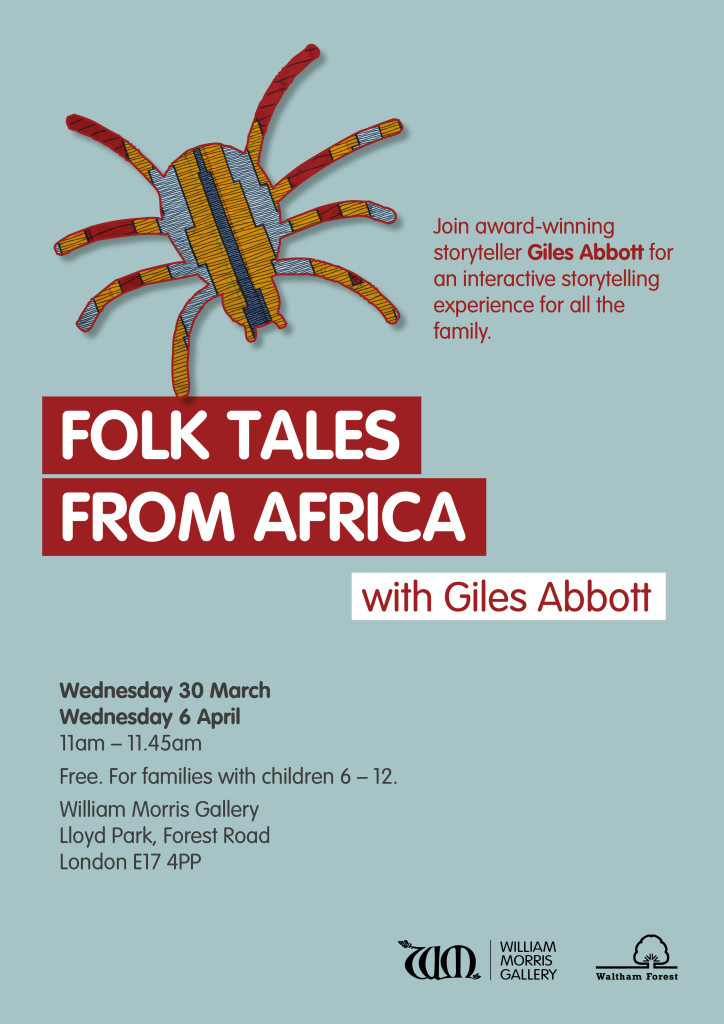 WMG Folk Tales from Africa