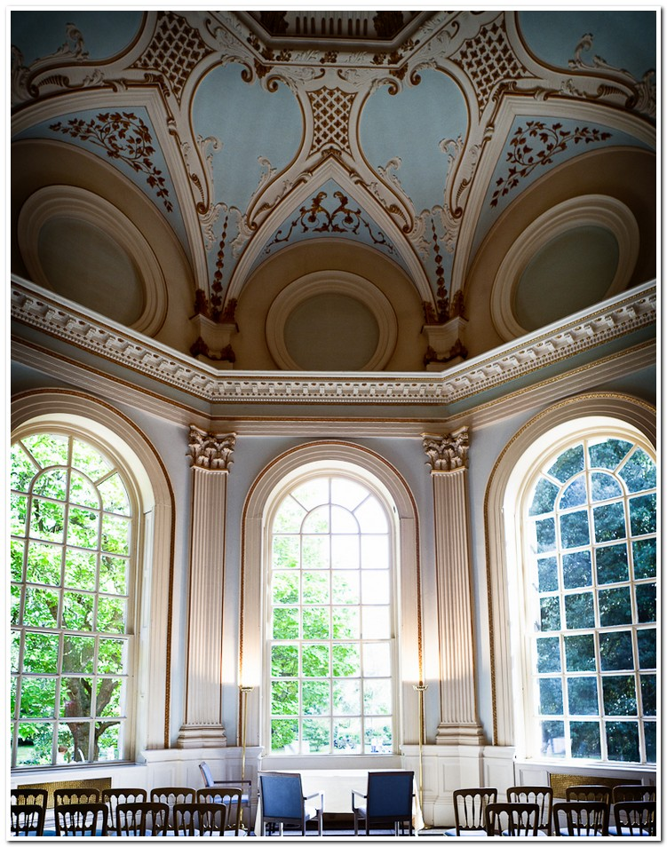The Octagon Room, Orleans House Gallery, taken by Kevin Mullins